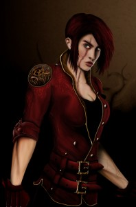 Anabel Bloodworth Portrait