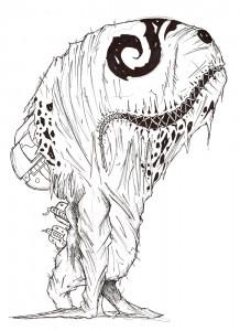 TJ Ryan Illustration & Design Sketchbook