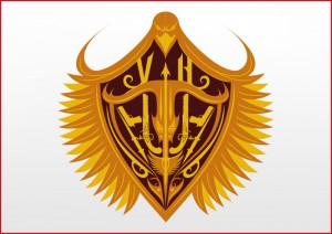 Van Helsing Crest Vector