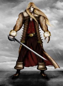 Captain Leon Dufort