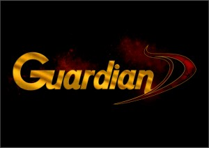 Guardian D Logo Styled